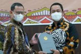 Pemkot Semarang raih penghargaan WTP lima kali berturut-turut