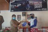 Honda sosialisasi keselamatan berkendara para pelajar di Bitung