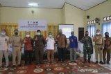 Peluncuran Bank Sampah Berkelana, Bupati Alfedri: Lingkungan bersih, masyarakat sehat dan sejahtera