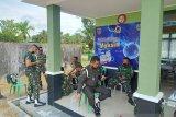 Personel TNI AD di Tarakan Diberi Vaksin AstraZeneca Terbaru