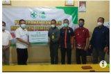 GGP bantu rehabilitasi gedung UPTD Puskesmas Candi Rejo Lampung Tengah