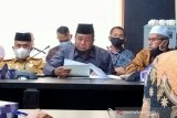 Pengajian di sebuah Surau di Meulaboh dihentikan karena bertentangan ajaran Islam