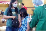 Pemkab Mimika fokus vaksinasi warga lansia, guru, dan panitia PON