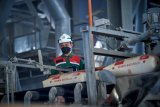 Semen Baturaja suplai kebutuhan  proyek infrastruktur di Sumbagsel