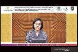 Menkeu Sri Mulyani: Perbaikan sistem perpajakan untuk pulihkan ekonomi