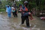 Korban tewas akibat banjir dan longsor di India bertambah menjadi 125 orang