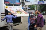 Terminal Rajabasa Bandarlampung hentikan pemakaian GeNose sementara