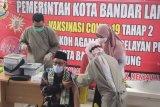 Sebanyak 668 calon jemaah haji Bandarlampung telah divaksinasi