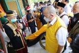 Kunjungi Kesultanan Bulungan, LaNyalla: Kerajaan Nusantara pondasi terbentuknya NKRI