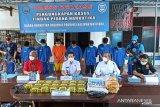 BNNP KaltaraAmankan 20 Kilogram Sabu Dari Tujuh Tersangka