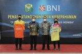 BNI resmi jadi sponsor atlet bulu tangkis nasional