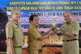 Dawet Ayu Banjarnegara, juara 1 Minuman Tradisional Terpopuler dan favorit API Award