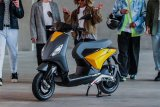 Piaggio rilis skuter listik, cocok untuk anak muda