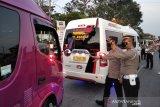 Polres Kudus minta kendaraan pengangkut rombongan wisata  putar balik
