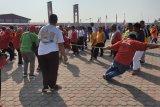 Menparekraf dijadwalkan hadiri triathlon di Kota Palembang