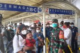 Sebanyak 594 pekerja migran Indonesia masih jalani karantina di Batam