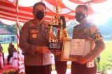 Polresta Mataram juara Lomba Posko Operasi Ketupat Rinjani 2021