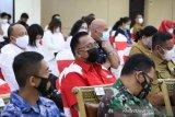 Wabup Minahasa harapkan PMI mampu bantu masyarakat di tengah pandemi