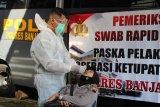 Polres Banjarnegara terus ingatkan masyarakat terapkan prokes COVID-19