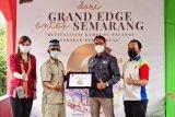 Revitalisasi, Grand Edge-Nippon Paint cat ulang Kampung Pelangi Semarang