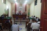 Hakim kabulkan sidang praperadilan tersangka korupsi jalan