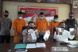 Beli tembakau gorila lewat medsos, tiga warga Temanggung diringkus polisi