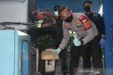 Polres Metro Jakarta Barat musnahkan ganja 165 kg dan sabu 4,5 kg