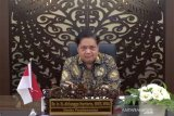 Presiden Jokowi tetapkan Airlangga jadi Ketua Presidensi G20 Indonesia