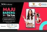 Maju Bareng TikTok dorong UKM digital lewat pelatihan bisnis digital