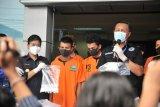 BNN Bali gagalkan peredaran 1 kg sabu-sabu yang dimasukkan dalam sandal