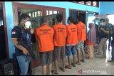 BNN Jambi musnahkan 2,1 kg sabu milik pasutri