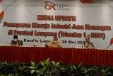 OJK: Aset perbankan di Lampung naik 7,29 persen