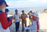 Tokoh agama diminta saran penanganan abrasi kubah Pantai Ujung Pandaran