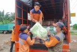 BPBD salurkan bantuan pangan bagi korban banjir di  Musi Rawas