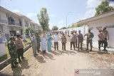 Gedung Asrama Haji Batam rawat pasien COVID-19 tanpa gejala