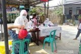 128 warga Bogor klaster halalbihalal hasil tes usap antigen, empat positif