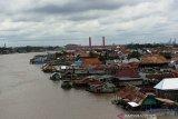 Masyarakat Pulau Kemaro Kota Palembang kembangkan wisata kampung air