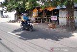 Cegah kerumunan, enam pasar tiban di Kabupaten Kudus ditutup sementara cegah kerumunan