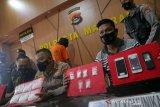 Miliki sabu, pengusaha konveksi baju di Kota Mataram diringkus