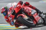 Pebalap Bagnaia ingin tebus kesalahan di GP Catalunya