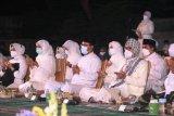 Sejumlah ulama dan umara Jatim berdoa bersama untuk keselamatan Palestina