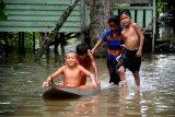Sembakung mengapa selalu didera banjir ?