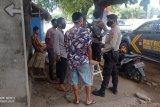 Sat Sabhara Polres Lotara gelar patroli sekaligus gencarkan prokes