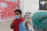 Sosialisasi vaksinasi Covid-19 menuju Indonesia Sehat bersama Honda
