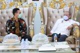 Ketua DPD RI serap aspirasi Bupati dan guru honorer di Kabupaten Pangkep