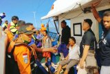 Tim SAR telah evakuasi seluruh penumpang KM Karya Indah