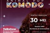 Tarian dari Pulau Komodo-Rinca siap tampil di  MRT Jakarta