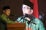 Gubernur Jawa Barat Ridwan Kamil sebut kemajuan bangsa terekspresi dari arsitektur kotanya