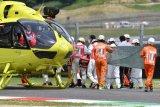 Jason Dupasquier meninggal dunia pada kecelakaan babak kualifikasi Moto3