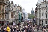 Insiden COVID-19 di Inggris sentuh level tertinggi sejak Januari